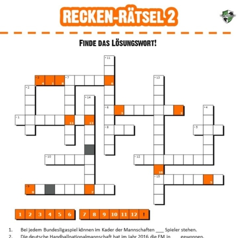 Kreuzworträtsel2