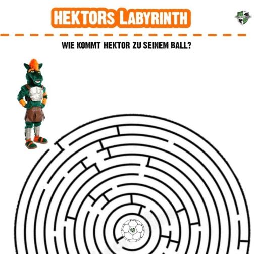 Stay Home_HEKTORs Labyrinth